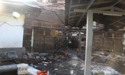 RSUD Tangerang Masih Rawat Satu Pasien Korban Kebakaran Lapa