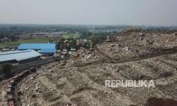 Lebaran, Jumlah Sampah di TPST Bantargebang Meningkat