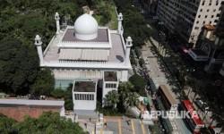 Kisah Imam di Hong Kong dan Misinya Mengenalkan Islam