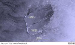 Gunung Es Raksasa A68 Kini Akhirnya Meleleh