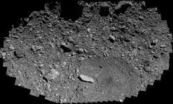 Bongkahan Asteroid Lain Ditemukan di Asteroid Bennu