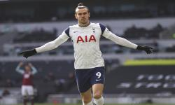Gareth Bale Bahagia di Tottenham
