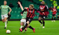 Hauge Bahagia Bisa Sumbang Gol dalam Kemenangan Milan