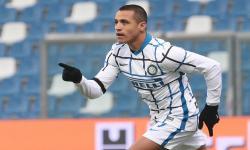 Babak Pertama, Sassuolo Vs Inter 0-2