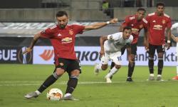 Bruno Fernandes Ubah Gaya Penalti, Ini Kata Solskjaer