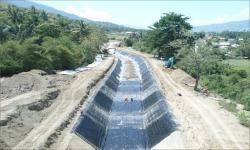 Geomambrane KTG Raih Sertifikasi TKDN di Atas 40 Persen