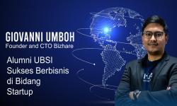 Jadi Founder Bizhare, Alumni UBSI Ini Sukses Geluti <em>Startup</em>