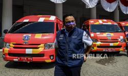 Kasus Aktif Covid Jakarta Turun, Anies: Jangan Kasih Kendor
