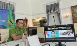 Ridwan Kamil: Covid 19 Membaik Tapi Belum Terkendali