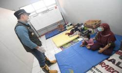 BPBD Imbau Pengungsi Terapkan <em>Social-Pyhsical Distancing</em>