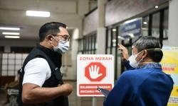 RS Covid-19 di Jabar Penuh, Ridwan Kamil Siapkan RS Darurat