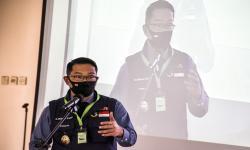 Jabar Terapkan Denda tak Pakai Masker Rp 150 Ribu