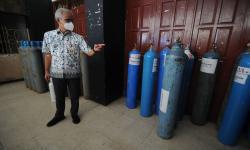Ganjar Pastikan Stok Vaksin di Jateng Bertambah Tiap Pekan