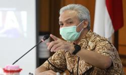Ganjar Surati Kepala Daerah Terkait Perpanjangan PPKM