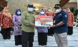 Kalsel kembali Kirim Bansos untuk Korban Banjir Kalteng