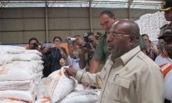 Bulog Pastikan Stok Beras Aman Saat Penerapan PPKM di Papua