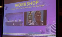 Gus Ami Ajak Tenaga Ahli PKB Nonton Film Politik