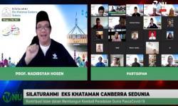 Gus Nadir Ungkap Sulitnya Bangun Masjid di Barat