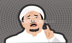 HRS Dituntut 2 Tahun Penjara di Kasus Kerumunan Petamburan