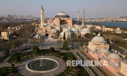 Rusia Hormati Konversi Hagia Sophia Jadi Masjid