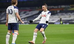 Bale dan Kane Bawa Tottenham Menang 4-1 atas Crystal Palace