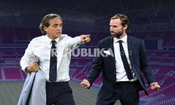 Head to Head Inggris vs Italia
