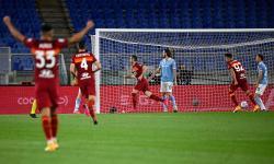 Roma Ungguli Lazio 1-0 di Babak Pertama