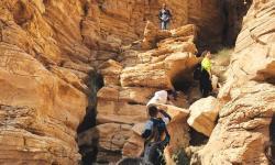 Pegunungan Arab Saudi Bagian Utara Berusia 37 Juta Tahun
