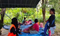 Rumah Zakat Bergerak Data Korban Gempa Maluku Tengah