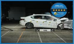 All New Honda City Raih 5 Bintang dari ASEAN NCAP