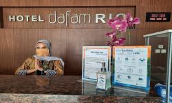 Hotel Dafam Rio Bandung Utamakan Kesehatan dan Keselamatan