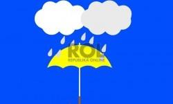 BMKG Perkirakan Hujan Guyur Beberapa Wilayah Jakarta
