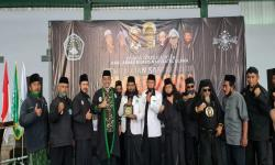 Gus Jazil Dikukuhkan Menjadi Anggota Kehormatan Pagar Nusa