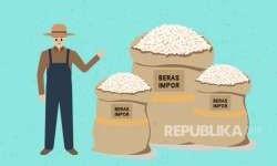 Demi Kedaulatan Pangan, Indef dan KTNA Tolak Impor Beras