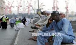 Calon Jamaah Haji Nigeria Diminta Sabar