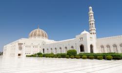 Masjid di Oman Siap Dibuka November Mendatang
