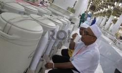 Jumlah Konsumsi Zamzam 3 Bulan Terakhir di Masjidil Haram