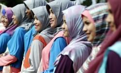 Larangan Jilbab Uni Eropa Dinilai Wajah Munafik Soal HAM