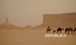 Satu-Satunya Kota Kuno di Irak yang Diabadikan Alquran