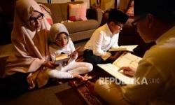 Membangun Cinta dalam Keluarga yang Diridhoi Allah SWT (2)
