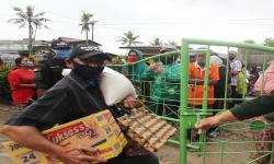 Program Bansos Mulai Didistribusikan di Indramayu