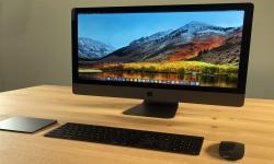 Apple Hentikan Penjualan iMac Pro