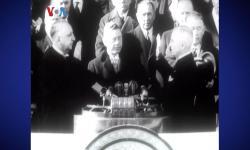 Sejarah Inagurasi Presiden AS