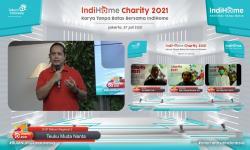 IndiHome Alokasikan Bantuan Hingga Rp 420 juta di Kuartal II