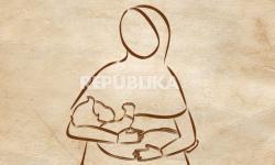 Infografis Ibu Susu Nabi Muhammad SAW