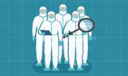 Infografis Tim WHO Investigasi Virus Corona di China