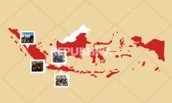 Infografis Tradisi Idul Fitri Unik di Indonesia