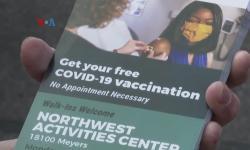 Varian Delta Ancam Warga AS yang Belum Vaksinasi