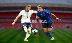 Italia akan berhadapan dengan Inggris di final Euro 2020.