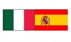 Italia vs Spanyol